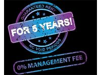 CALLING ALL LANDLORDS!! DO YOU WANT GUARANTEED RENT, NO AGENCY FEES AND GREAT TENANTS?????