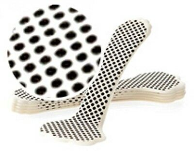 Foot Petals Killer Kushionz Shoe Cushion Inserts Mini Dots Wht LIMITED COLLECTIO