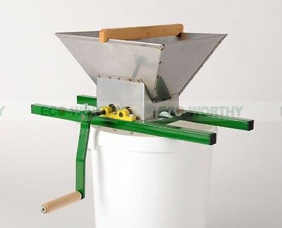 Make Homemade Wine - Apple Grape Crusher Fruit Crusher Apple Wine Juice Making 7L Capacity Homemade