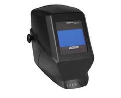 Jackson Nexgen Digital Variable Adf Hlt-hsl100 Black Welding Helmet 46148