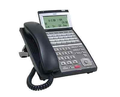 Fully Refurbished Nec Ip3na-24tixh Ip-24e Ip 24-button Display Phone 0910068