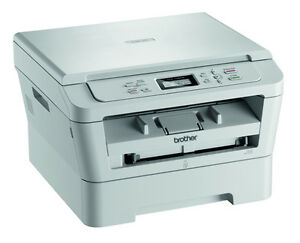 Brother DCP 7055W A4 Multifunction Mono Laser Printer Wi-Fi and Hi-Speed USB 2.0