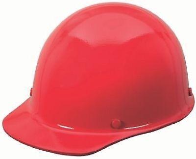 Msa Safety 454620 Red Skullgard Protective Cap W Staz-on Pin Lock Suspension