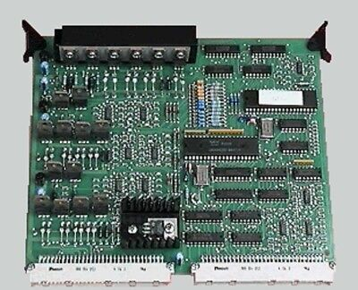 Pcb Motor Control 1 For Roche Cobas Mira Part 9401463