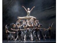 Baiser de la fee ballet tickets & Hilton hotel stay