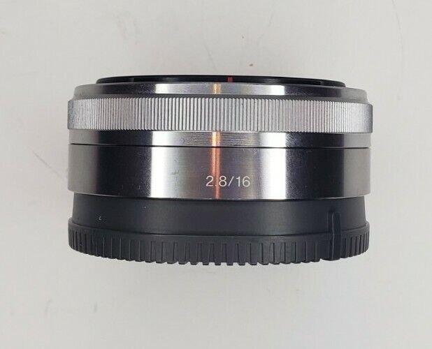 Sony 16mm F2.8 Lens for Sony E-mount SEL16F28