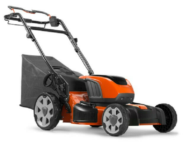 Husqvarna LE221R BATTERY & Charger SELF-PROPELLED LAWN MOWER