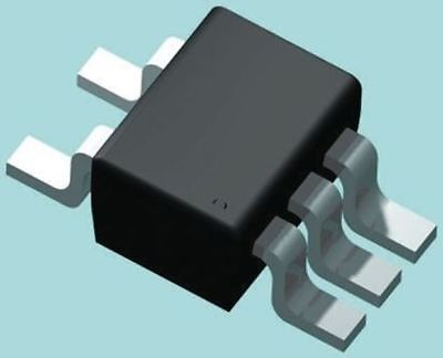 ON Semiconductor NCP380HSN10AAT1G, Current Limiting Switch 2-Input 2-Output 5-Pi