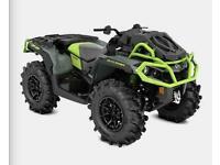 Can-Am Outlander X MR 1000R 2021 Mud Racer Quad/ATV