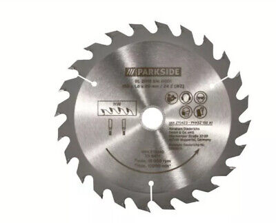 150mm X 2016mm Bore X 24 Tooth Circular Saw Blade For Wood