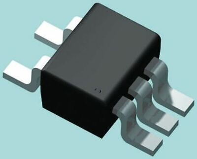 ON Semiconductor NCP380HSN05AAT1G, Current Limiting Switch 2-Input 2-Output 5-Pi