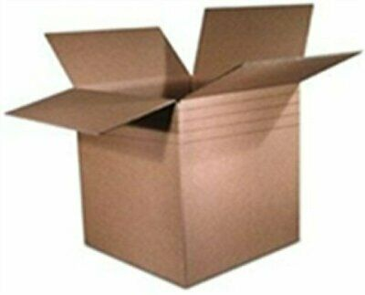 25 12x12x12 Multi Depth Corrugated Boxes Shipping Packing Moving Cartons