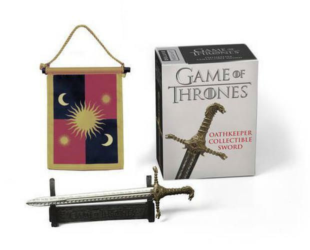 Game of Thrones: Oathkeeper by Running Press | Paperback Book | 9780762460755 |