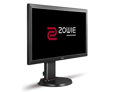 "BenQ  ZOWIE RL2460 24"" 1ms (GTG) HDMI LED Backlight Monitor TN Panel *Brown Box"