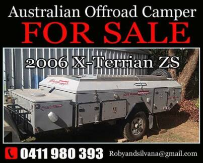 Australian Off-road Camper 2006 ZS - GOLD COAST Broadbeach Waters Gold Coast City Preview