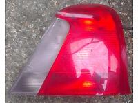 Rover 75 O/S Rear Light (2001)