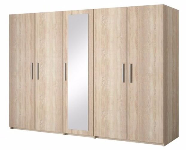 """7 DAY MONEY BACK GUARANTEEAlexander 5 Door Cupboard in 4 ColoursBRAND NEW! RRP£599in Hackney, LondonGumtree - Please click """"See all ads"""" above to see our full range of products 7 DAY MONEY BACK GUARANTEE! We adhere to strict quality standards to ensure you are fully satisfied with your purchase. If you are not satisfied or simply change your mind, call us..."""