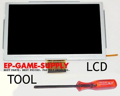 New LCD Screen Display for Nintendo Wii U Gamepad Replacement Repair Part + Tool
