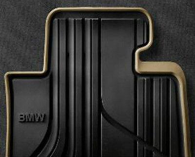 BMW F30 3 series 2012 2018  SEDAN MODERN LINE ALL WEATHER FLOOR MATS set of 4
