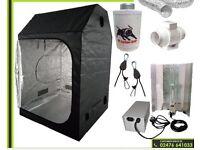Hydroponics complete tent