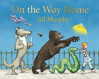 On the Way Home by Murphy, Jill, NEW Book, FREE & FAST Delivery, (Paperback)