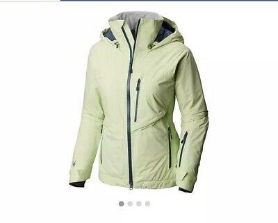 6226a06cf7 Women s Mountain Hardwear Ski Jacket (Vintersaga Insulated - S)