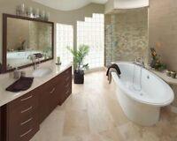 DESIGN BUILD BATHROOM RENOVATIONS