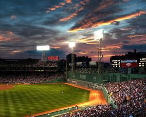 2009 Boston Red Sox FENWAY PARK Glossy 8x10 Photo Baseball Print Field Poster