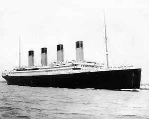 1912-Passenger-Liner-RMS-TITANIC-Glossy-8x10-Photo-Print-Southampton-Poster