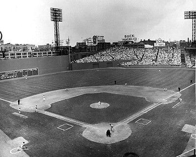 1961 Boston Red Sox FENWAY PARK Glossy 8x10 Photo Baseball Print Field Poster