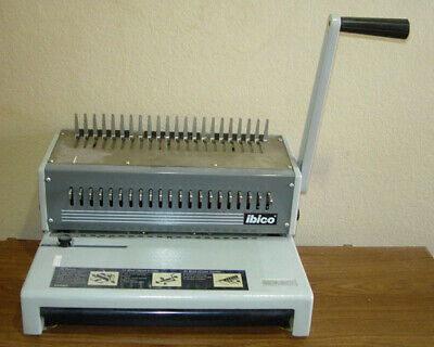 Spiral Binding Machine And Combs