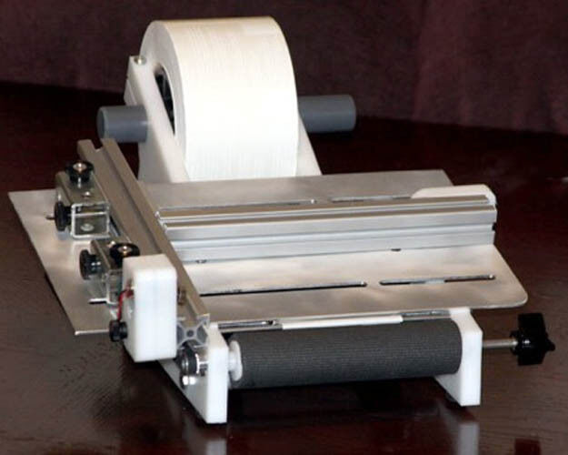 Label Machine - For Square, Round & Oval Bottles, Flats, Pouches & More