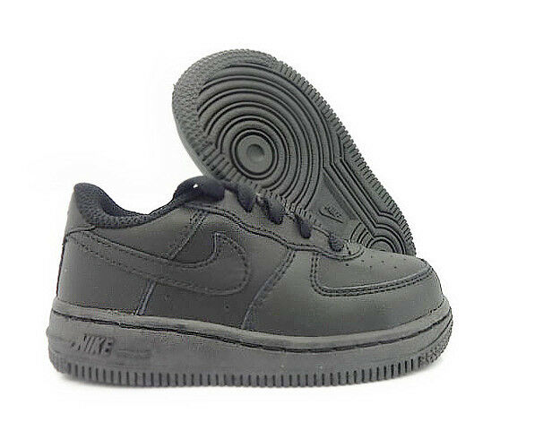 Nike Air Force 1 Low Boys Infant / Toddlers Casual Shoes Black 314194-009
