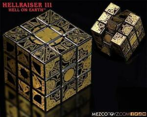 HELLRAISER 3 Hell on Earth Puzzle Cube