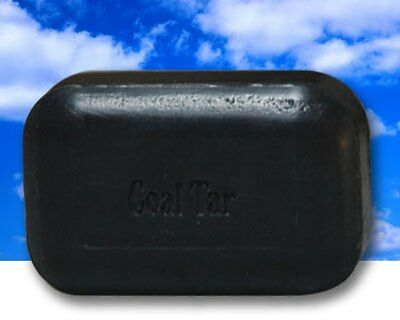 The Soap Works Coal Tar Soap Bar  110G
