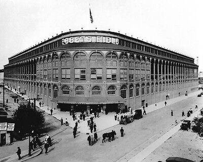 Brooklyn Dodgers Photo - Brooklyn Dodgers EBBETS FIELD Glossy 8x10 Photo Print Stadium Poster