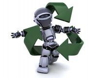 Scrap metal & junk removal