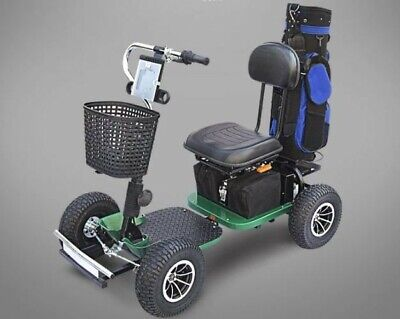 GOLF/Mobility scooter Boomer Buggy for off road use with a big travel range