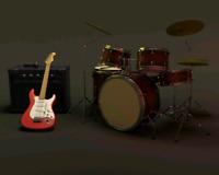 Offre cours de guitare contre cours de drums