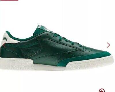 Reebok Men's Club C 85 Classic Shoes Sz. 13 NEW CN3600