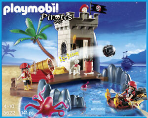 Playmobil Pirates 5622 - complet