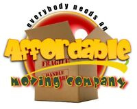 Affordable movers Oct/Nov special call or text now!!