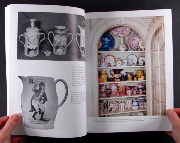 Book: Nina Fletcher Little - Collecting American Furniture + Folk Art -Softcover