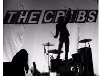 2 x tickets for The Cribs at Komedia in Bath on Friday 2nd September