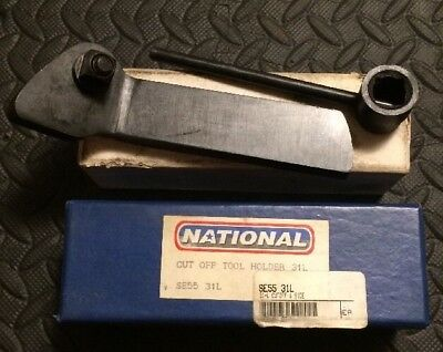 National Cut Off Tool Holder 31l Se55 - 31-l Cutoff Side - Nos