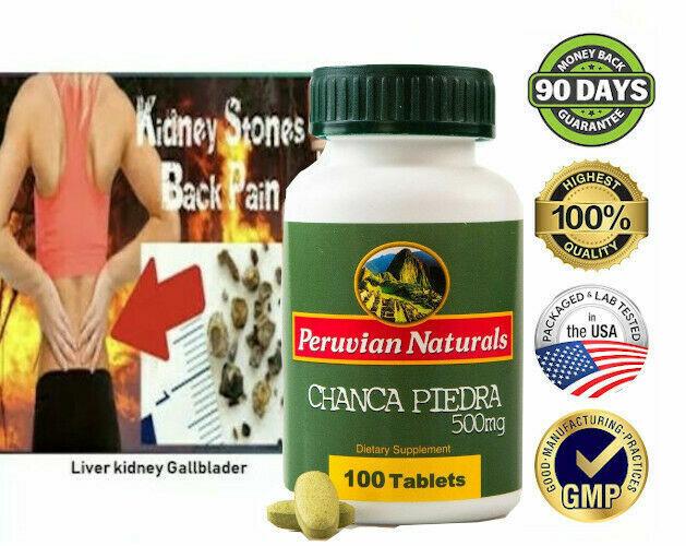 Mejores pastillas naturales para romper y expulsar las piedras en los riñones