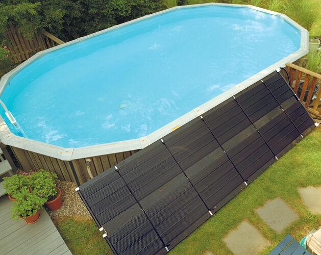 Swimming Pool Solar Heating Kit 3243792824899 Ebay
