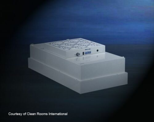 Clean Rooms International SAM 24 MS GS Ceiling Terminal *NO Hepa Fan Filter* 2x4