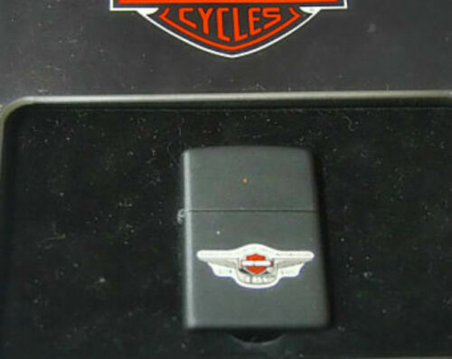 Collectible Harley Davidson 95th Anniversary Zippo Lighter