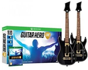 Guitar Hero Live Bundle for Xbox One – NEW
